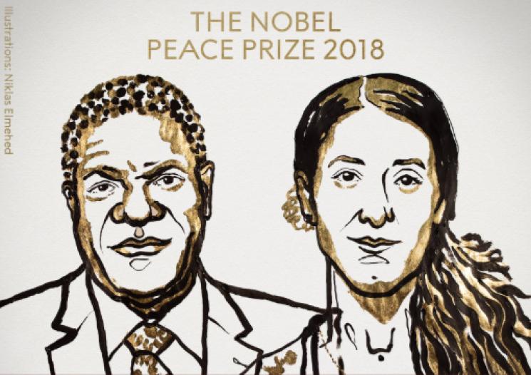 Борці із сексуальним насильством: Хто і за що здобув Нобелівську премію миру