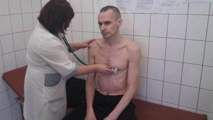 Начальник колонії на Росії не підтвердив, що Сенцов припинив голодування