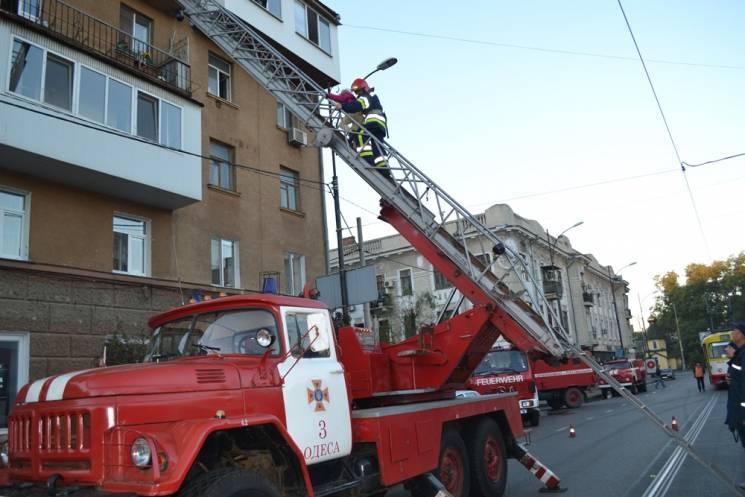 У п'ятиповерхівці в Одесі сталася п…