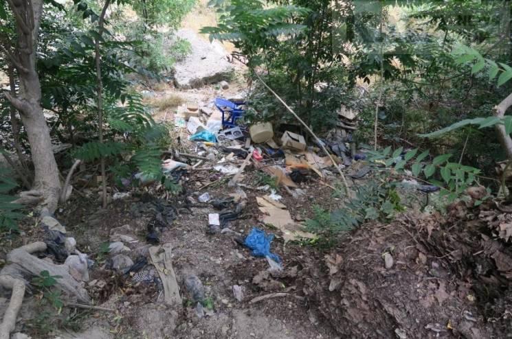 Оксамитовий сезон в окупованому Криму триває в смітті та розрусі (ФОТО)