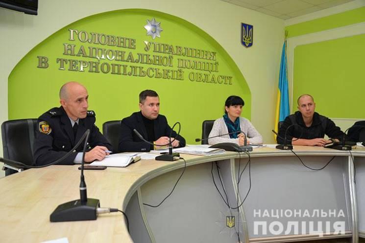 На Тернопільщині запроваджують пілотний проект - групи реагування на факти домашнього насильства
