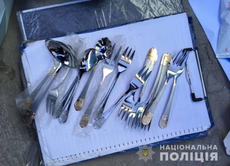 На Миколаївщині затримали небезпечних гастролерів-розбійників (ФОТО)