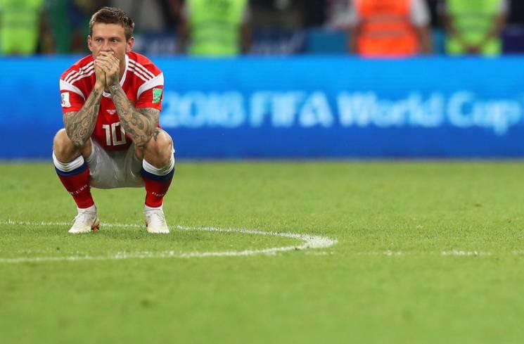 Зуб вибитий стільцем та повія в сауні: Найгучніші скандали з футболістами збірної Росії