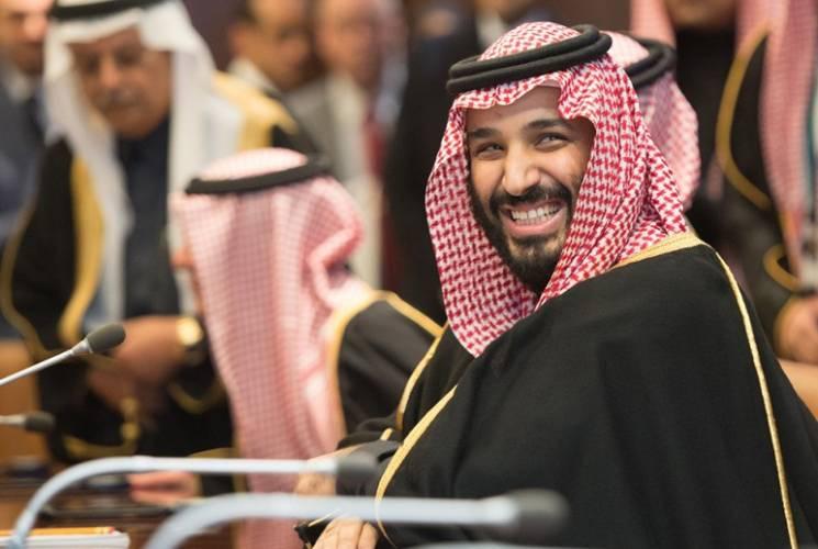 """Навіть не """"бензоколонка"""". Навіщо саудівський спадковий принц тролить Москву"""