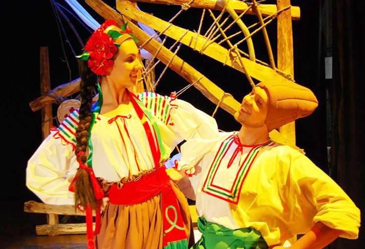 Сумські актори перемогли на фестивалі у Сєвєродонецьку (ФОТО)