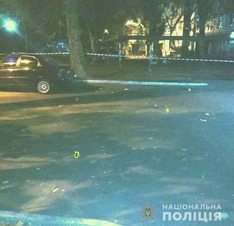 У Миколаєві затримали двох чоловіків, що розстріляли бізнесмена (ФОТО)