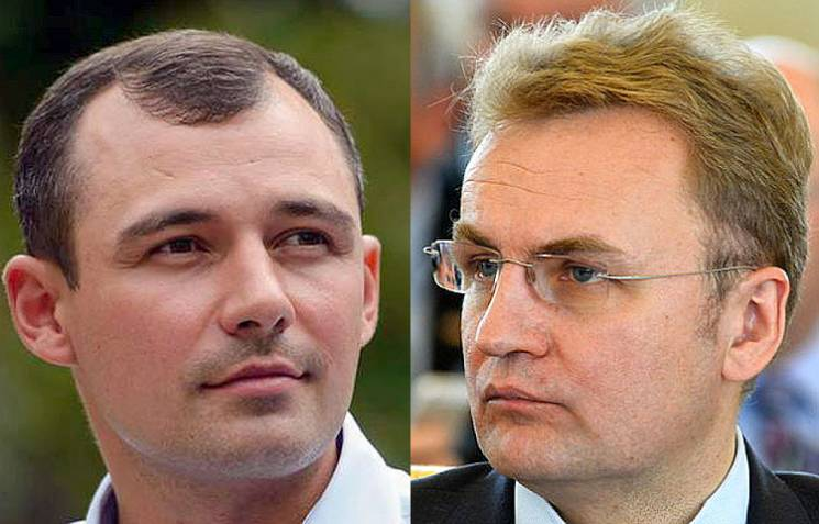 """Зачетный """"бросок"""": Зачем Садовый отбирает партнеров у Гриценко"""