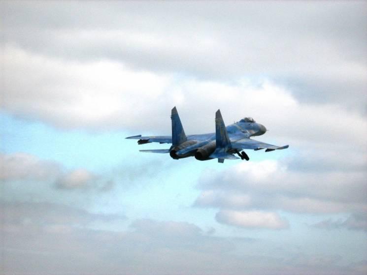 """Другий день """"Чистого неба"""": У повітря здійнялися українські й американські літаки (ФОТО)"""