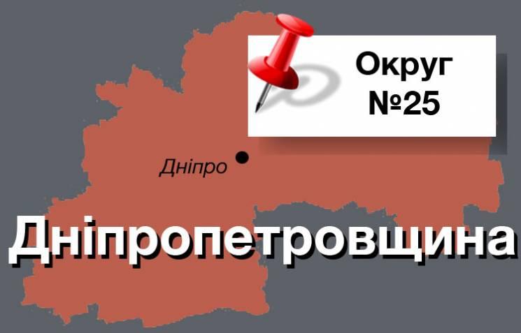 """Округ №25: """"Південмаш"""" у Дніпрі розігрів…"""