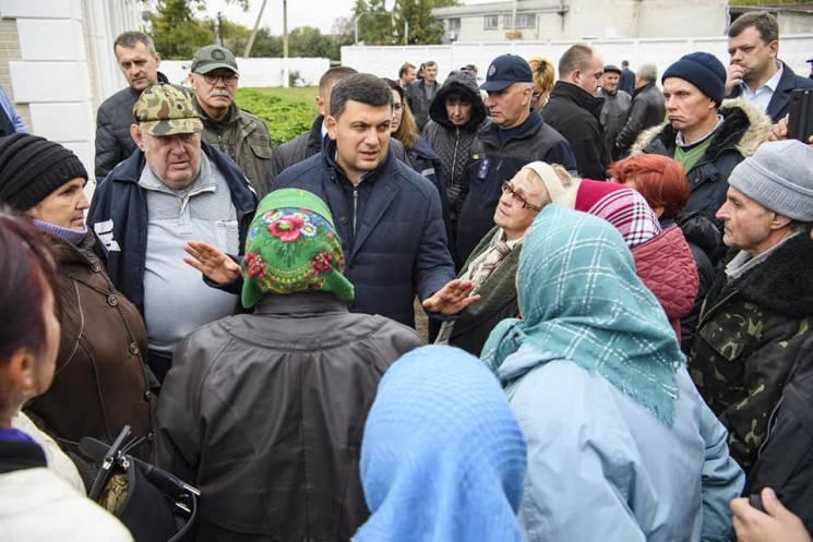 На відновлення Чернігівщини після вибухів уряд виділив 100 млн грн (ОНОВЛЕНО)
