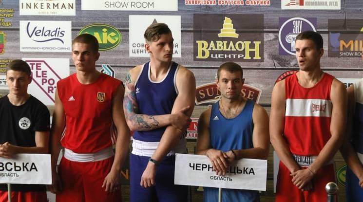 У Запоріжжі вперше відбудеться Кубок України з боксу