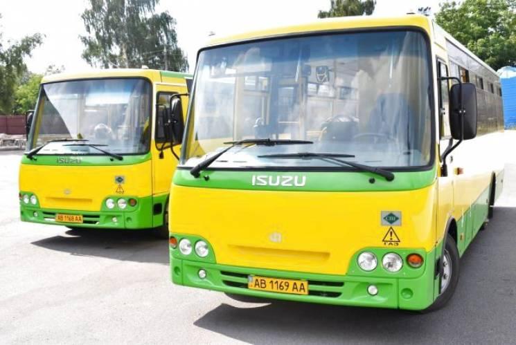У Вінниці змінено схему руху автобуса і маршрутки