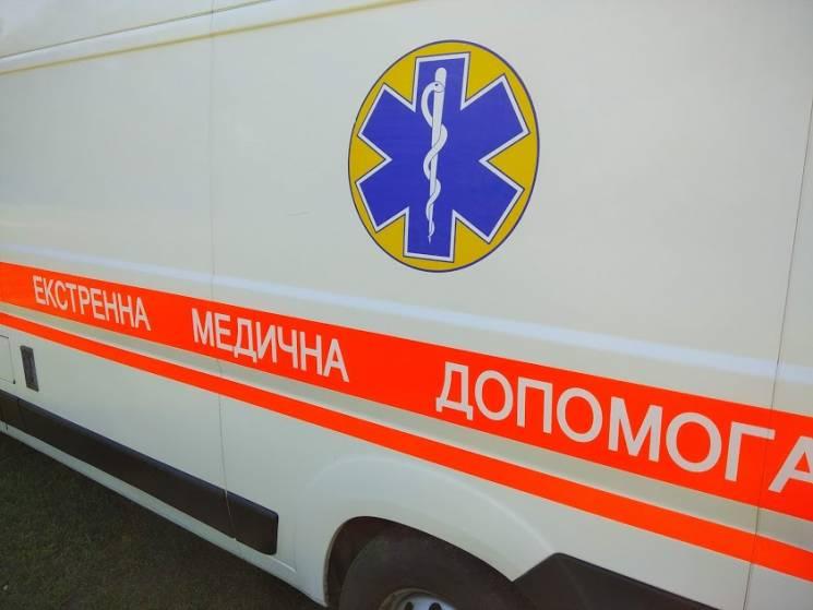 В Горішніх Плавнях на працівника підприємства впала залізобетонна конструкція