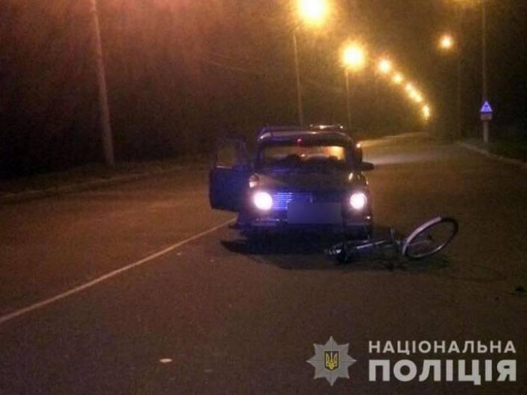 У Кременчуці 71-річний велосипедист потрапив під колеса легковика (ФОТО)