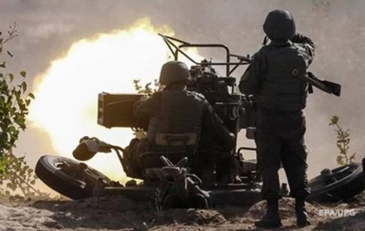 Доба в ООС: Терористи стріляють менше, однак застосовують весь арсенал