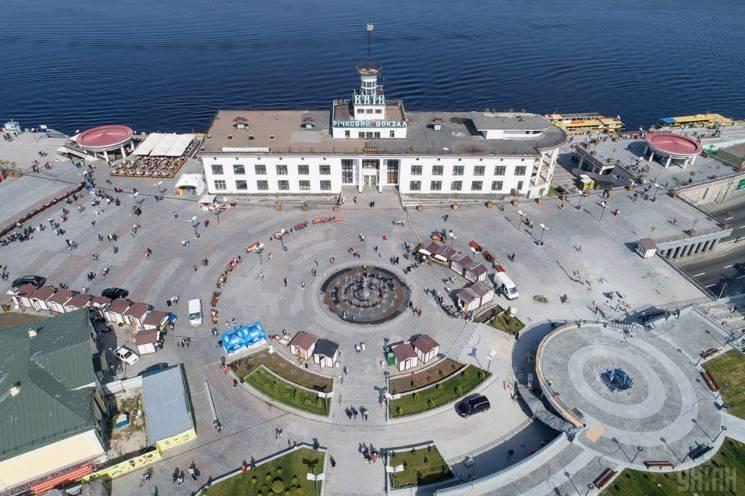 Київрада проголосувала за припинeння договору із забудовником Поштової площі