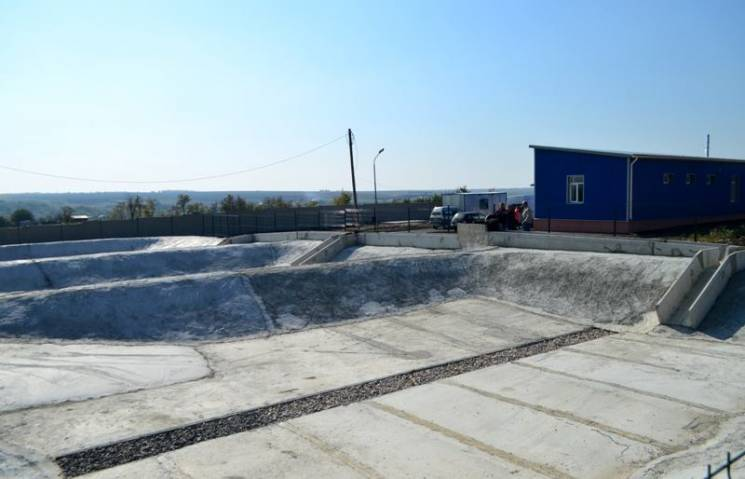 На Кропивниччині відкрили реконструйовані очисні споруди (ФОТО)
