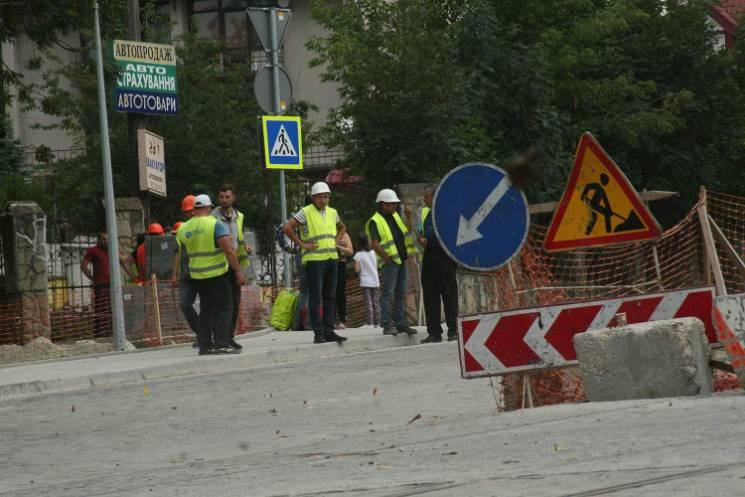 Львів'яни просять у Садового добудувати дорогу, розпочату шість років тому