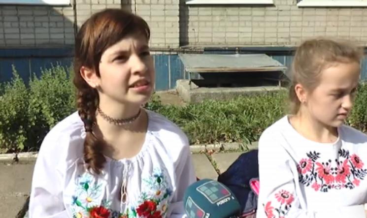У Кропивницькому на ярмарку діти збирали кошти воїнам АТО (ВІДЕО)