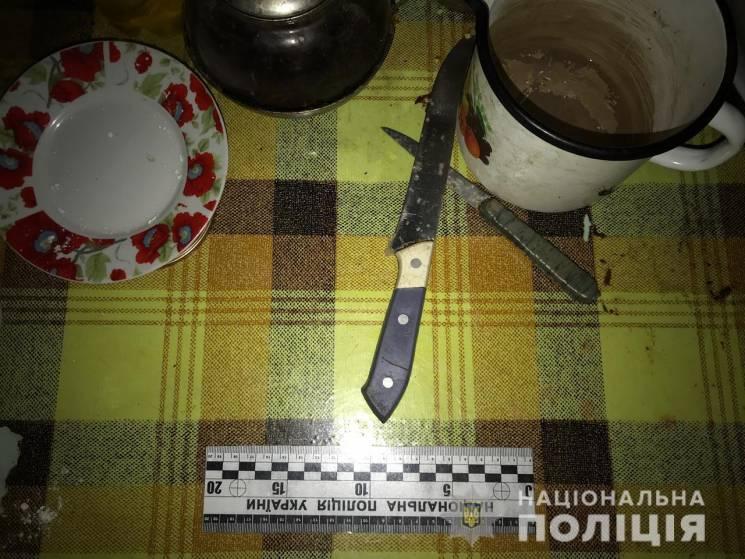 На Одещині під час сварки чоловік вдарив кухонним ножем свого односельця