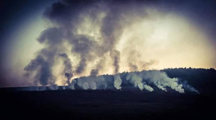 """Спецінспекція у Кропивницькому оголосила """"фотополювання"""" на паліїв сміття"""