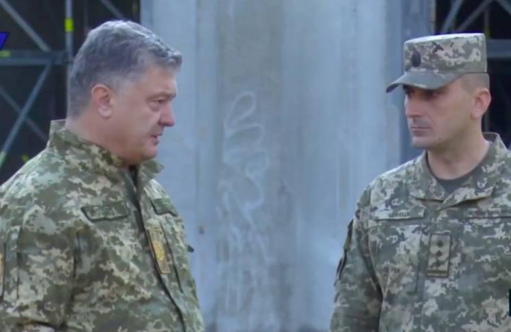 Перший в Україні сучасний військовий арсенал будують на Хмельниччині, - президент (ВІДЕО)
