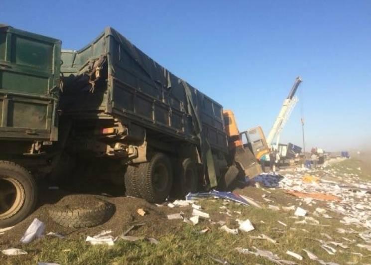 У Кавказькому районі сталася смертельна ДТП, дві людини загинули