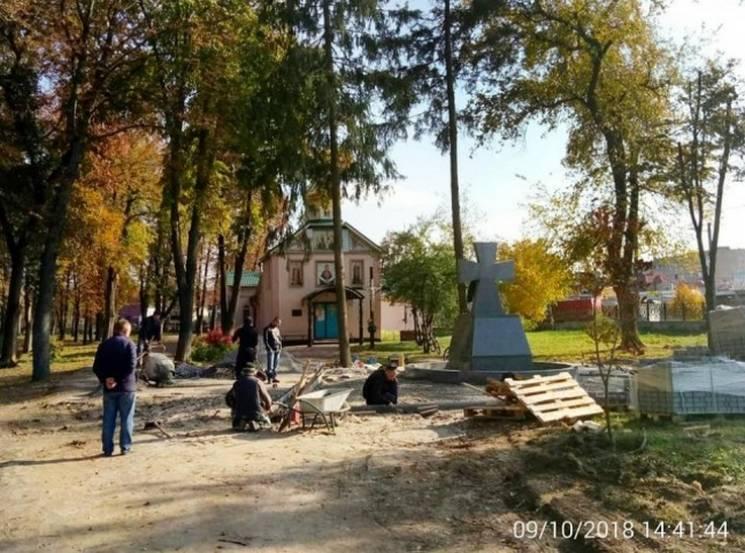 На Полтавщині у Лубнах до Дня захисника України відкриють новий пам'ятник