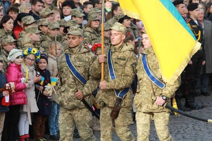 Закарпатські військові ліцеїсти складуть урочисту клятву в День захисника України