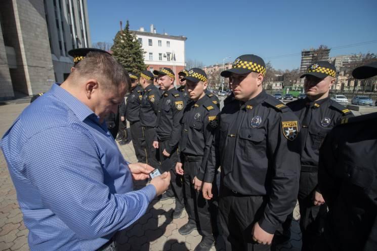 Філатов запровадив паспортно-електронний режим входу до будівлі міськради