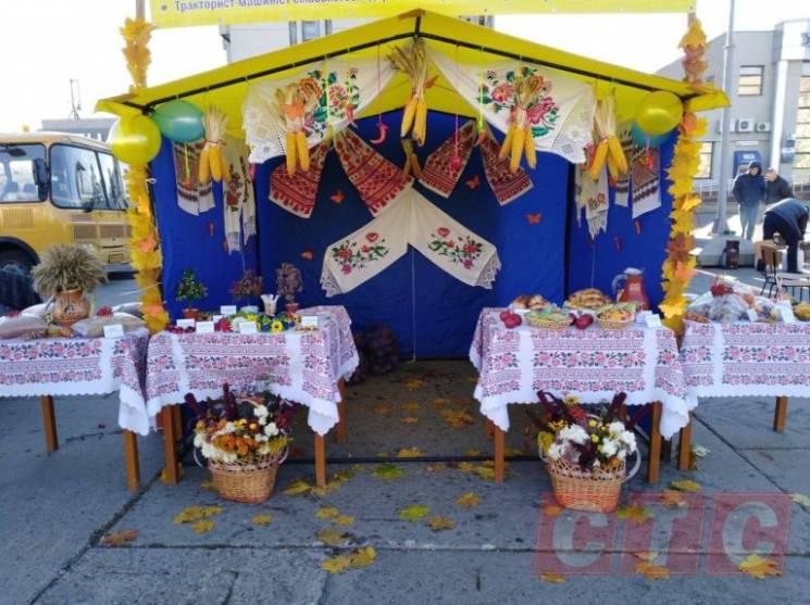 Як у Сумах ярмаркують перед святом Покрови (ФОТО)