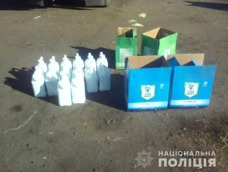 На Харківщині чоловік обікрав фірму, в якій працював (ФОТО)
