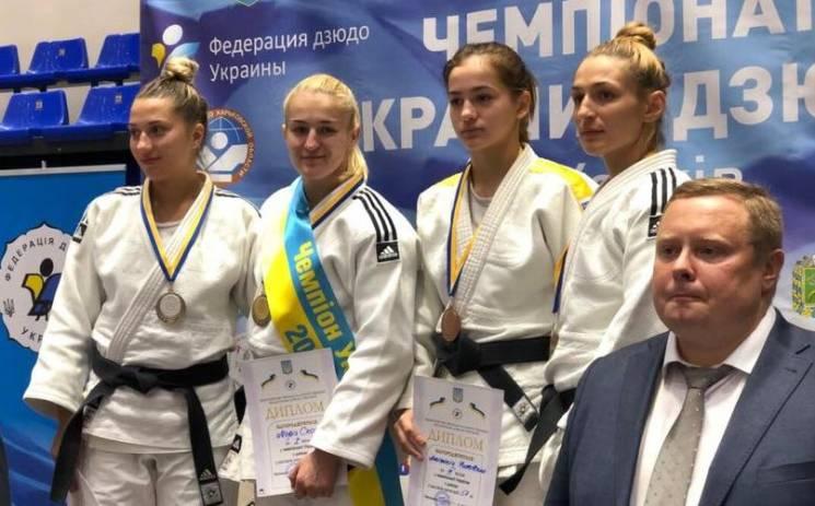 Запорізька спортсменка перемогла на чемпіонаті України з дзюдо
