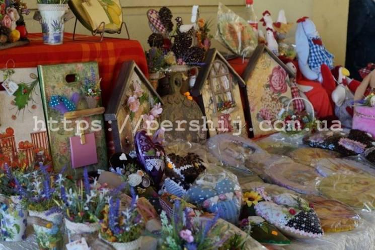 У Виноградові стартував ярмарок декоративних робіт (ФОТО)