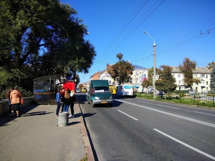 Секретар Полтавської міськради Шамота назвав страйк перевізників саботажем