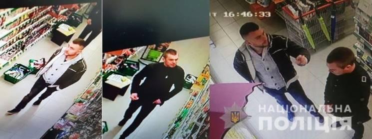 Поліція просить у вінничан допомоги у розшуку злодіїв