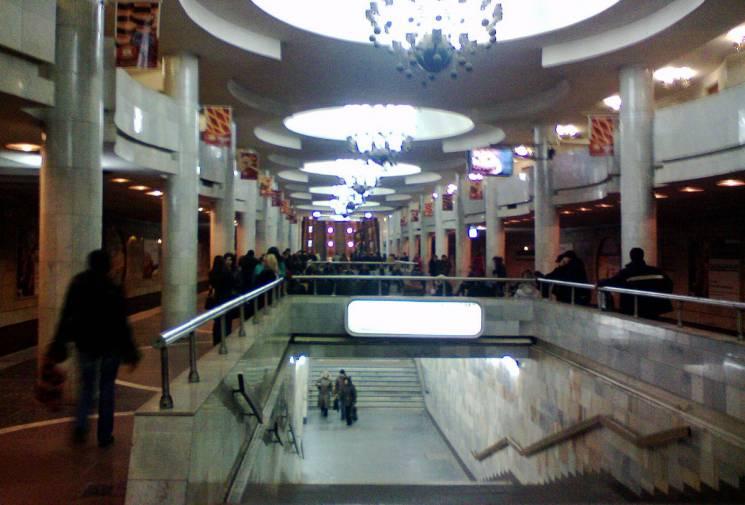 У Харкові з центральної станції метро евакуюють людей