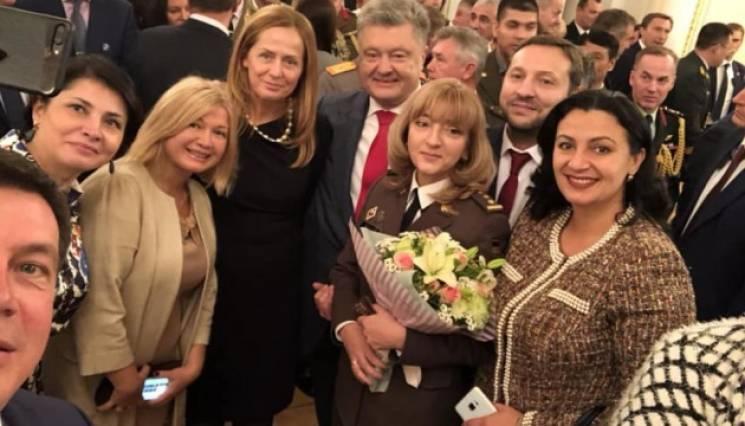 Вперше в Україні жінка стала генералом (ФОТО)