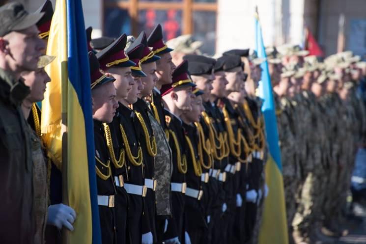 Як у Тернополі 14 жовтня святкували (ФОТО, ВІДЕО)