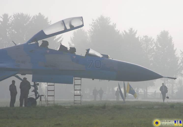 Катастрофа СУ-27 на Вінниччині: Загинули пілоти (ХРОНІКА)