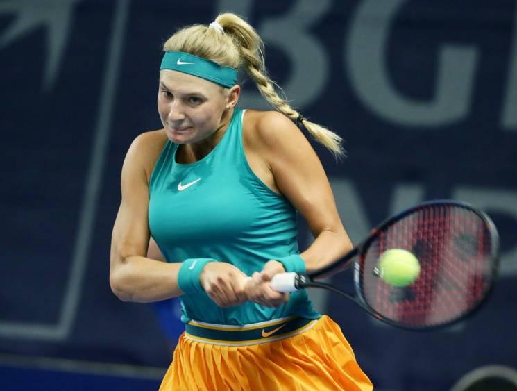 Переможний тримаємо крок: сенсаційна Ястремська вже в півфіналі турніру в Люксембурзі