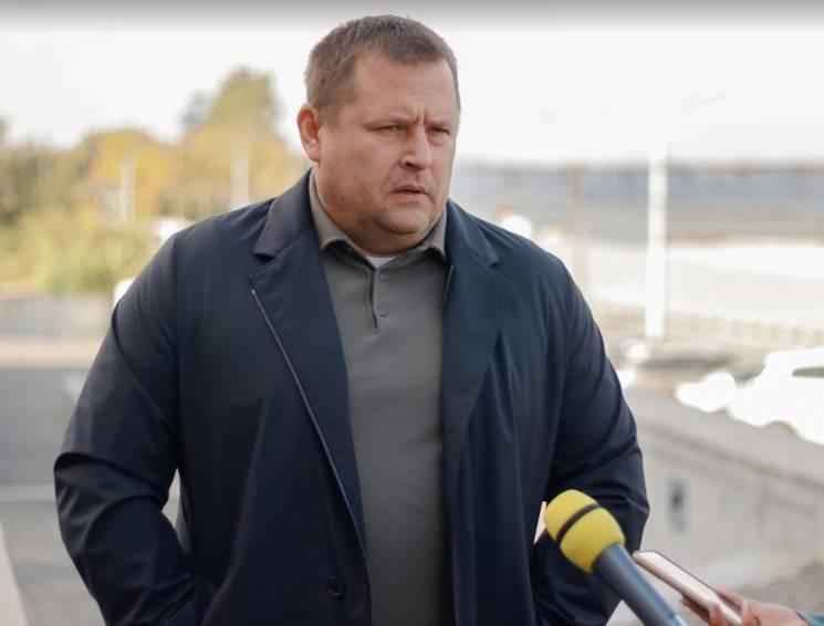 Філатов попросив в Авакова охорону через незнайомі автівки під будинком