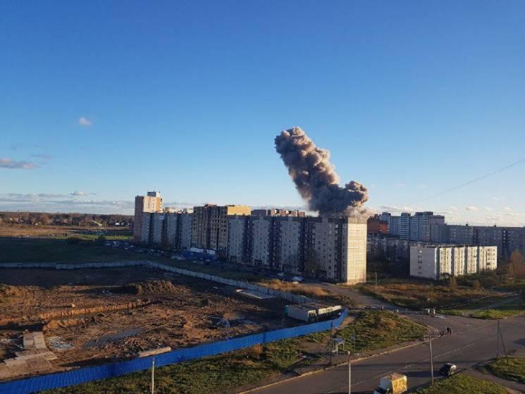 На Росії стався вибух на найбільшому піротехнічному заводі, є постраждалі (ФОТО, ВІДЕО, ОНОВЛЕНО)