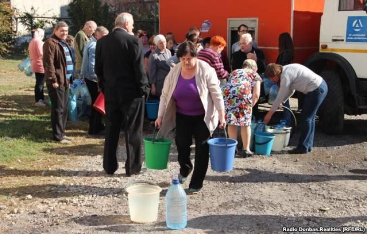 Жебрівський повідомив, коли Донецька фільтрувальна станція має подати воду в Торецьк
