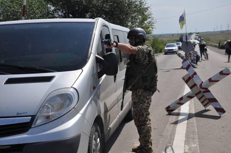 Лінію розмежування на Донбасі перейшли майже 50 тисяч людей
