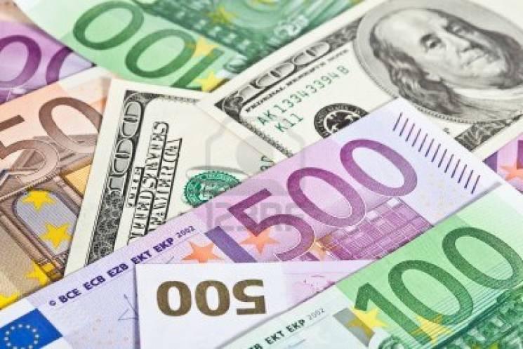 Курс від Нацбанку: Гривня знизилася до долара та євро