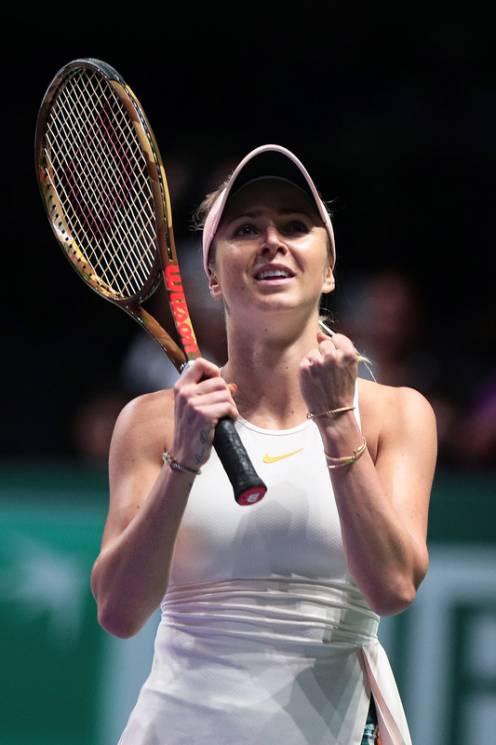 Українка Світоліна здобула ефектну перемогу в дебютному матчі Підсумкового турніру