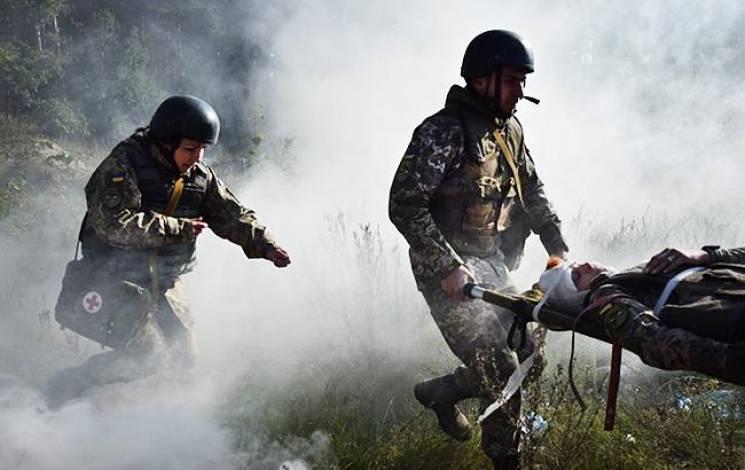 Доба в ООС: 19 обстрілів, троє поранених бійців ЗСУ і вісім знищених бойовиків