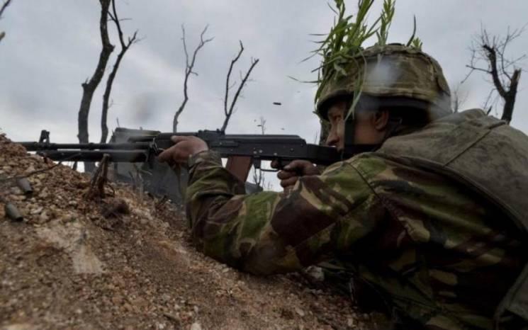 """Вихідні на Донбасі: Війна """"затихла"""" з мінометами і гранатометами (КАРТА)"""