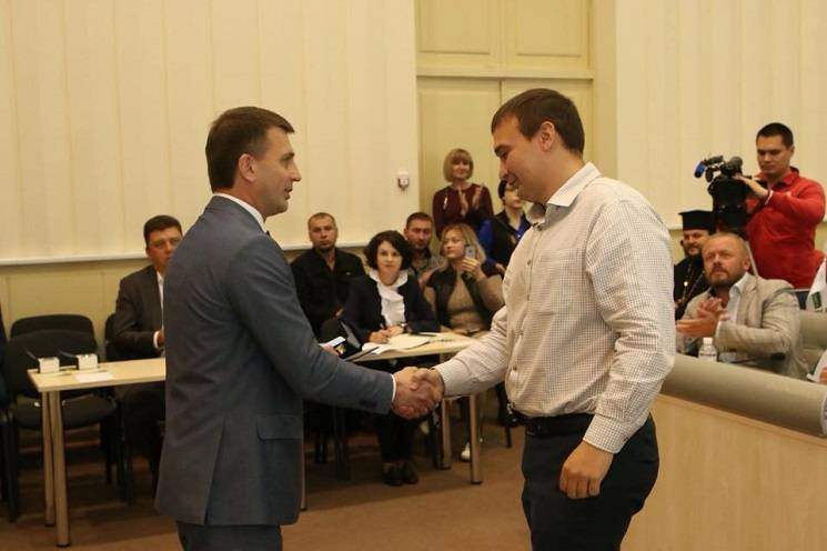 "У Дніпропетровській облраді депутата з ""…"